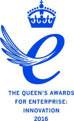 QAE Blue logo